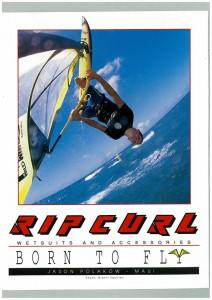 Jason Polakow Windsurfing