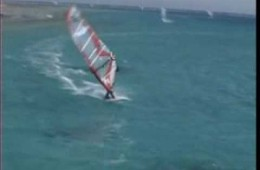Ladies Windsurfing Freestyle – off the scale inspiration!