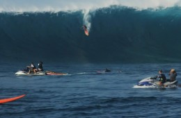 Redbull – Forecasting the Perfect Swell At Jaws, Hawaii