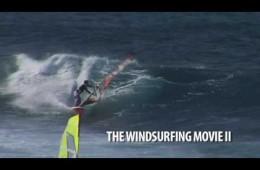 The KAINO – a new windsurf trick by Kai Lenny