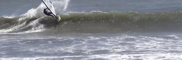 The Longest Windsurf Wave