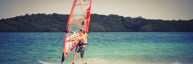 Windsurf Freestyle Action – Dieter Van der Eyken