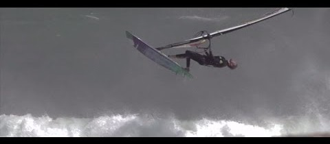 Can a Windsurfer Set the Record for Longest Wave Ever Ridden?