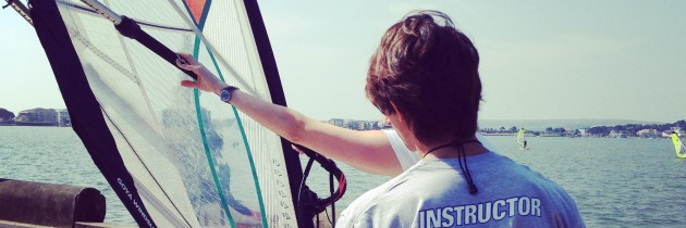 Windsurfing Lessons 2 for 1 Offer – Keep fit in the New Year