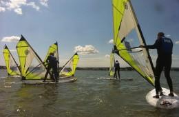 Evening Windsurf Club Back For The Summer – Poole Windsurfing School