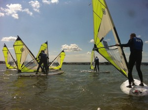 Sandbanks Windsurfing Lessons