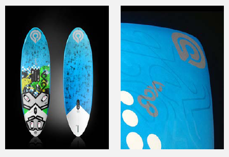 2015 Goya Carrera Windsurf Board