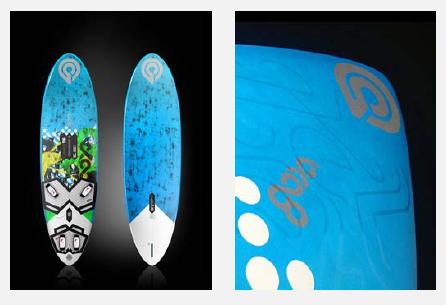 2015 Goya Carrera Windsurf Board