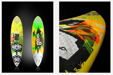 2015 Goya Custom Quad Windsurf Board