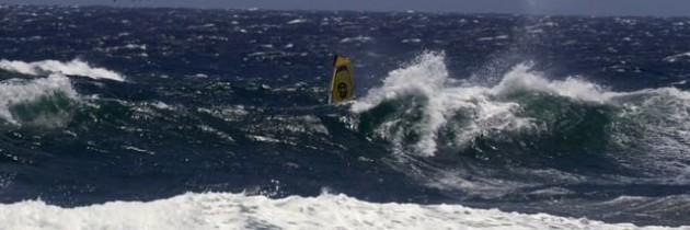 Robby Swift – Chile Windsurf Trip & Latest Windsurf Video