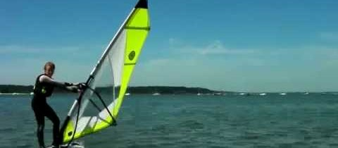 2 for 1 Windsurf Lessons – Christmas Gift Vouchers 2017