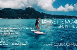 Mathilde Zampieri – Girl In The Sea