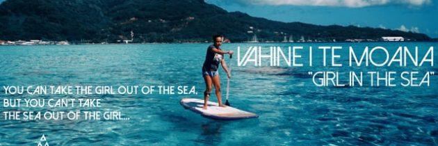 Mathilde Zampieri – Girl In The Sea