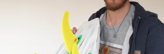Thomas Traverse officially joins K4 Fins