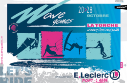 La Torche Wave Games 2018 Windsurf Event