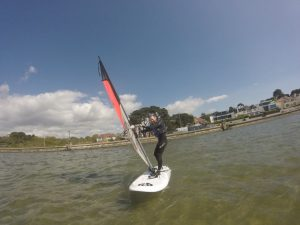 learn to windsurf summer 2018