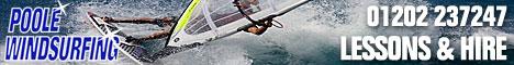 Poole Windsurfing - Windsurf Lessons & Rental