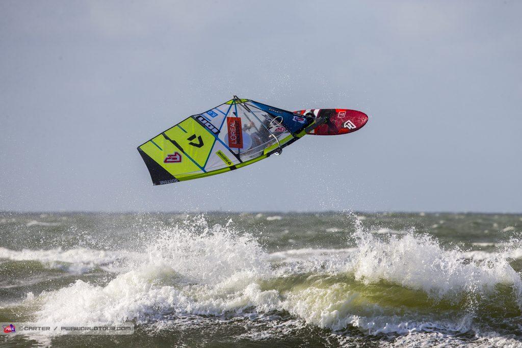 "Last year's triumphant on Fuerteventura,  Jose ""Gollito"" Estredo."