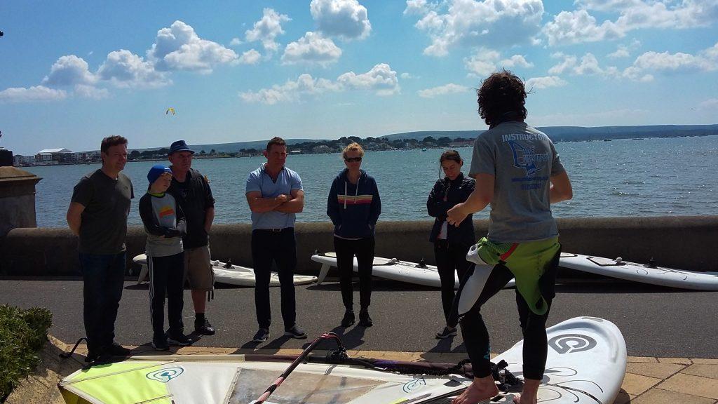 Learn how to windsurf