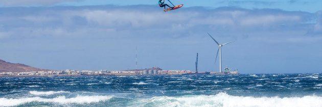 Windsurfing Legends – Victor Fernandez