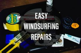 Easy Windsurfing Repairs | Part 5: Soft deck